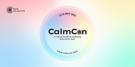 CalmCon - Virtual Wellbeing Festival tickets