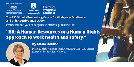 HR: A Human Resources or a Human Rights approach to work health and safety tickets