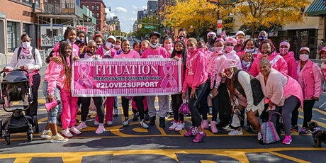 FITUATION'S 3RD ANNUAL BREAST CANCER AWARENESS WALK tickets