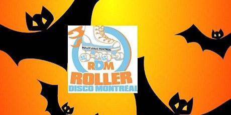 Fête D'HALLOWEEN Roller Disco 20h30 / HALLOWEEN ROLLER DISCO PARTY 830pm tickets