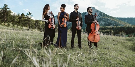 Ivalas Quartet at the Museum of Boulder tickets