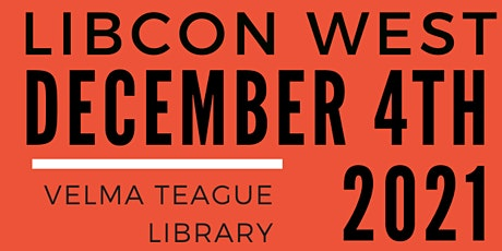 LIBCON West tickets