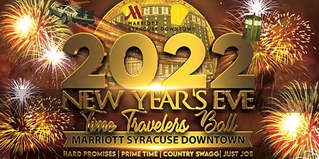 New Years Eve 2022: A Time Traveler's Ball tickets