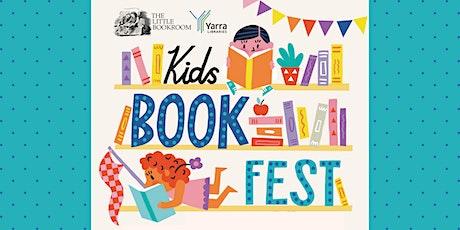 Kids Book Fest: Illustration Extravaganza! tickets