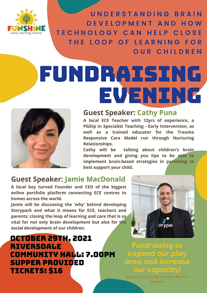 Fundraising Evening image