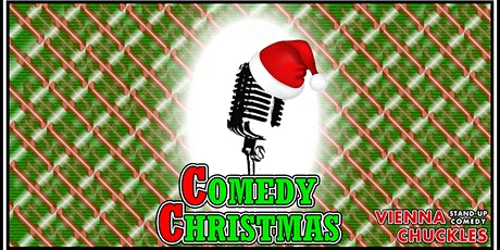 Vienna Chuckles: Comedy Christmas! tickets