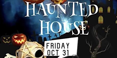 Haunted House on Halloween Night tickets