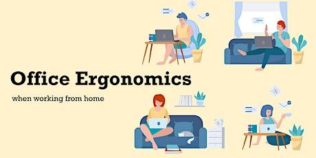 Office Ergonomics & Posture tickets