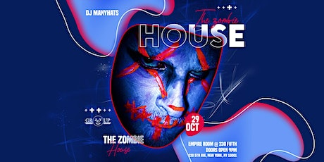 Halloween Weekend Party @ 230 Fifth Empire Penthouse - Friday 10/29 tickets