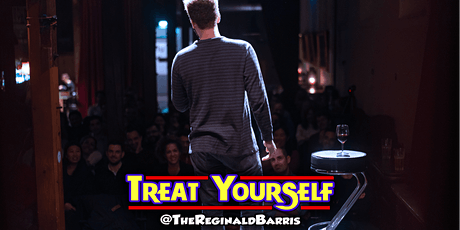 """""""Treat Yourself!"""" - English Stand-up Comedy tickets"""