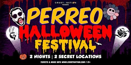 PERREO PARRTY : NYC Halloween Reggaetón Brooklyn Warehouse - LOW TIX tickets