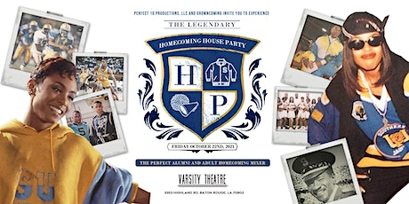 Friday Night Homecoming House Party tickets