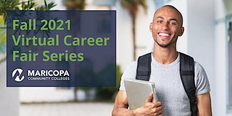 Fall 2021 Virtual Career Fair Series tickets