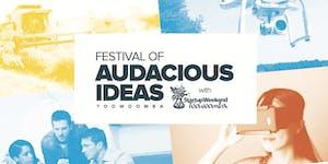 Future You Future Us - during Toowoomba's Festival of...