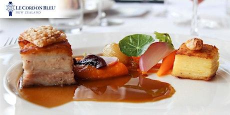 8 Course Dinner on Tuesday 30th November at Le Cordon Bleu tickets