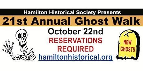 Ghost Walk 2021 tickets