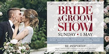 Bride & Groom Wedding Show 2022 tickets