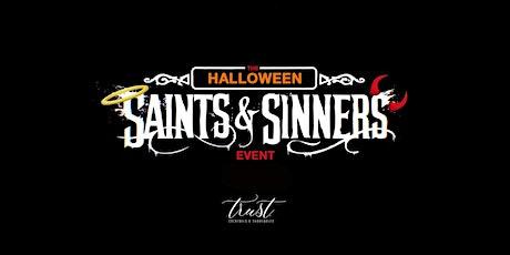 SAINTS & SINNERS @ Trust Detroit tickets
