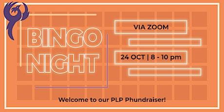 PLP Halloween BINGO Bash tickets