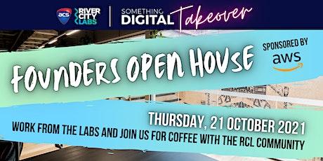 Founders Open House X Something Digital Open Studios tickets