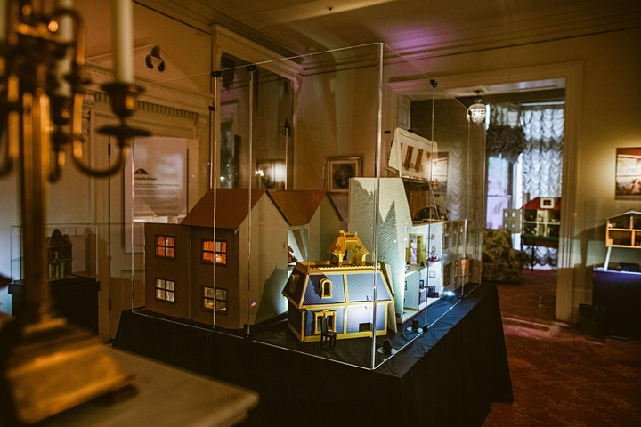 Doll House: Miniature Worlds of Wonder Online Curator Talk - Andrea Currie image