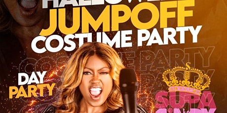 """Halloween JumpOff @ """" LUNCH & MUNCH """"  DAY PARTY w/ Supa Cindy & IKRAVE tickets"""