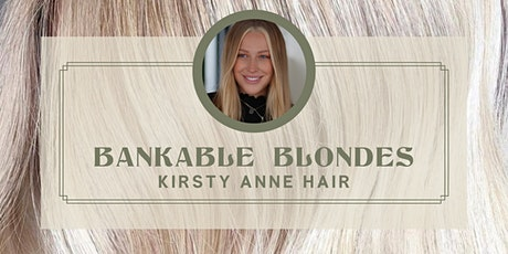 Bankable Blonde tickets