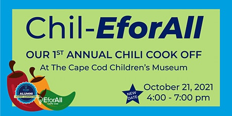 First Annual ChilEforAll Contest tickets