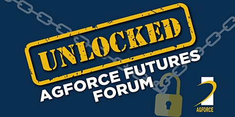 UNLOCKED – AgForce Futures Forum and Dinner tickets