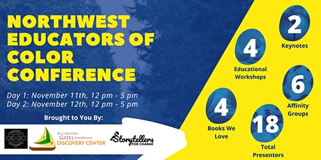 Northwest Educators of Color Conference tickets