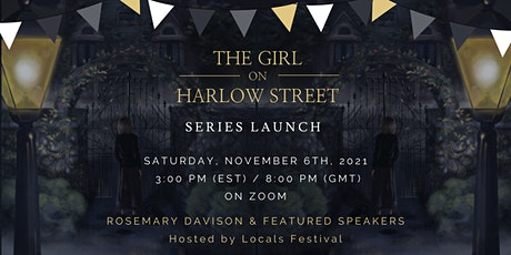 The Girl on Harlow Street Series Launch tickets