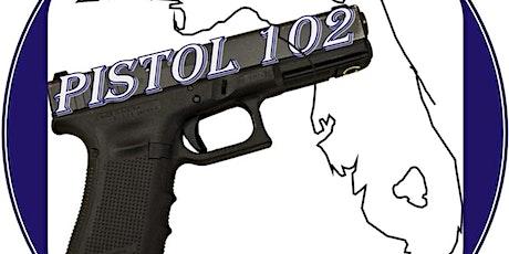 Pistol 102 tickets