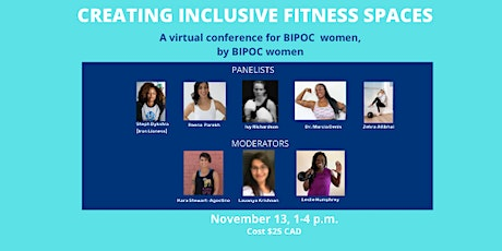 Creating Inclusive Fitness Spaces tickets