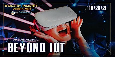 Beyond IoT tickets