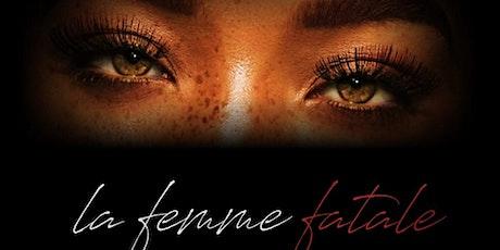 La Femme Fatale: A DDF Halloween Showcase tickets