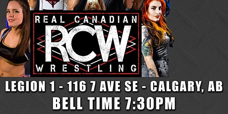 RCW FRIDAY NIGHT FIGHTS tickets