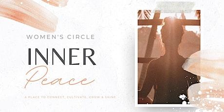 ONLINE Women's Circle......INNER PEACE tickets