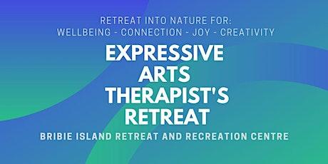 2022 First Qld  Expressive Arts Therapist's Retreat tickets