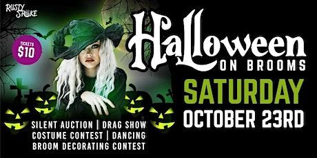 Halloween On Brooms tickets