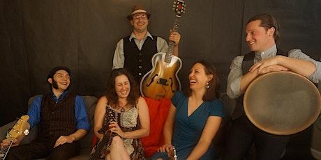 San Francisco Yiddish Combo at Maybeck Studio tickets