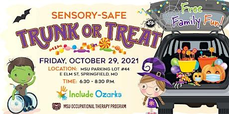 Sensory-Safe Trunk-or-Treat 2021 tickets