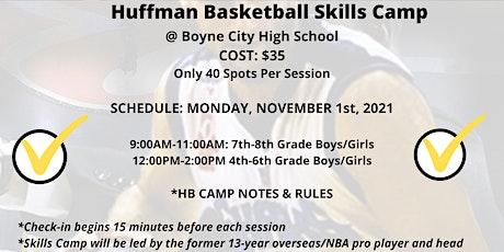 Huffman Basketball Youth Camp @ Boyne City High School tickets