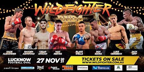 Wildfighter RND6 tickets
