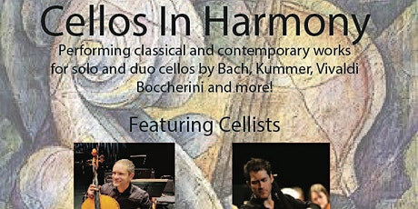 Cellos in Harmony - Nelson tickets