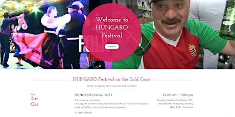 HUNGARO Spring Festival @ Country Paradise Parkland tickets