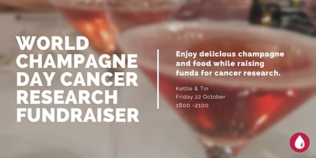 World Champagne Day Cancer Research Fundraiser tickets