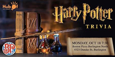 Harry Potter Movie Trivia - Boston Pizza Burlington North tickets