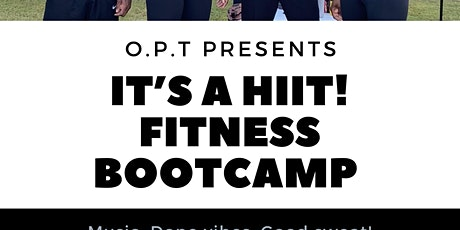 It's a HIIT Bootcamp tickets