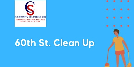 60th Street Clean Up tickets