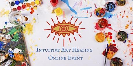 Intuitive Art Healing tickets